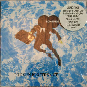 CD Musique, Longpigs, The sun is often out, Neuf
