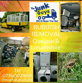 The junk guys Rubbish removal no skip needed