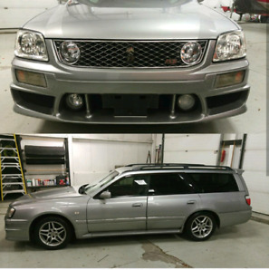 1998 Nissan Stagea RS4V (please read ad!)