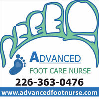 Advanced Foot Care  Home or Office Visits