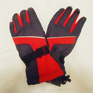 BARTS  XL Red Thermal Insulate Winter SportsGloves  NEW with Tag