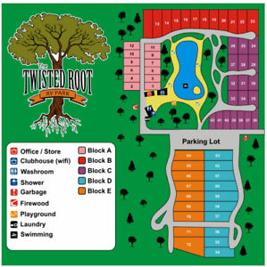 SE Campground sites available