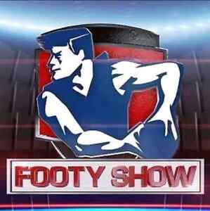 """AFL """"FOOTY SHOW"""" GRAND FINAL x 3 LOWER LEVEL SEATS WITH FULL VIEW Werribee Wyndham Area Preview"""
