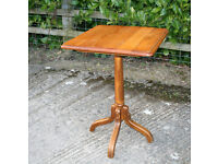 Small Wooden Breakfast Table - Ideal for a small space