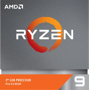 AMD Ryzen 9 3900x NEW