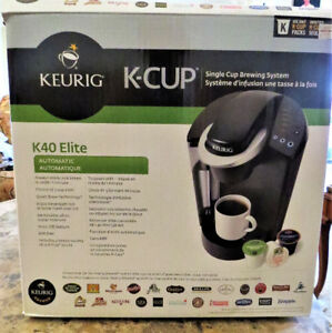 KEURIG K40 ELITE Coffee Maker