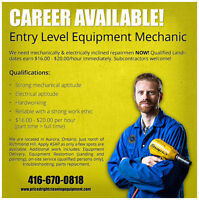 Are you MECHANICAL-ELECTRICAL?  GET PAID!