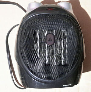 Honeywell 1500W Fan Heater
