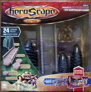Heroscape Sets and Figures
