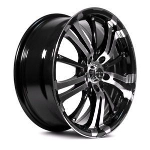 """17"""" INCH RIMS & TIRES (only used for 4 months)"""