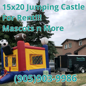 Rentals and birthday parties
