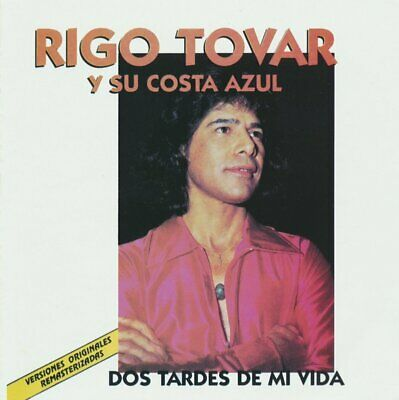 Rigo Tovar y su Costa Azul Dos Tardes de mi Vida CD New sealed  2002 (Rigo Tovar Dos Tardes De Mi Vida)