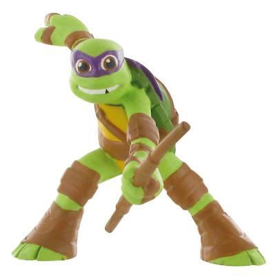 die Schildkröten Ninja Figürchen Donatello 7 cm Teenage Mutant Turtles 99612 (Mutanten Ninja Schildkröten)