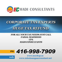 Corporate Tax Experts
