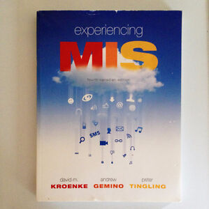 Experiencing MIS 4th Edition