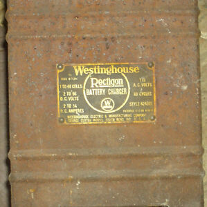Battery charger - antique Windsor Region Ontario image 2