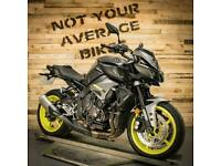 2019 Yamaha MT10 - Grey & Fluo - Decat - 7k Miles
