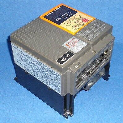 Fuji Electric Variable Speed Ac Drive Fvr015e7s-2ux