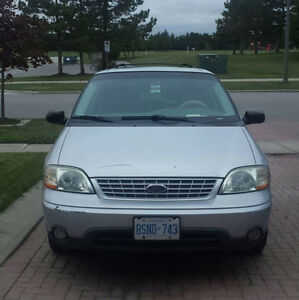 2003 Ford Windstar, Van