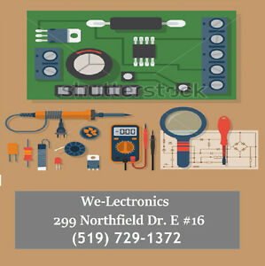 ⭐ We-Lectronics: Your One Stop Mobile Repair Shop ⭐