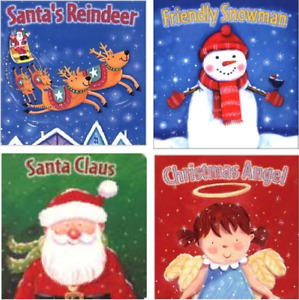 CHRISTMAS BOOKS - Complete Set of 4