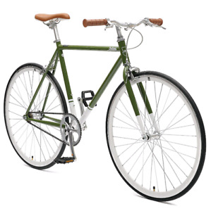 Critical Cycles Harper Single Speed/Fixie Gear Commuter Bike