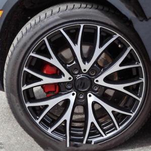 """Pirelli 19"""" P-Zero Run Flat Summer Tires x4"""