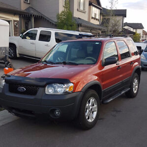2006 Ford Escape XLT SUV, Crossover, 4x4