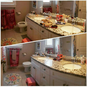 Meticulously clean! High quality cleaning at its best!