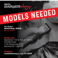 Model casting Male and Female