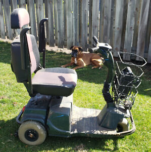 Fortress 1700 mobility scooter, needs battery $200 obo