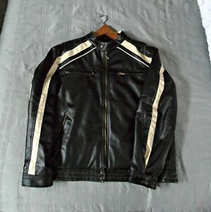 Roadster Leather Coat
