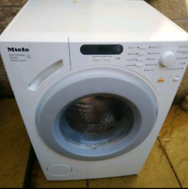 Washing machine Miele W1914