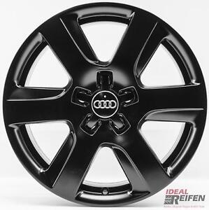 4-original-Audi-A6-4g-C7-17-Pulgadas-Llantas-de-aluminio-4g0601025a-8x17-ET39