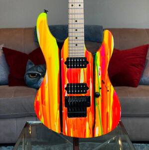 Suhr Modern 80s Shred MKII Limited Edition - PRICE REDUCED!
