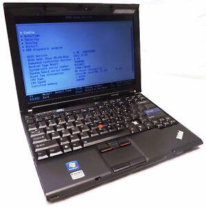 """Lenovo Thinkpad X201 12.2"""""""