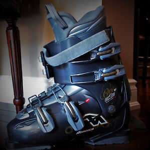 Grey Nordica Womens Ski Boots