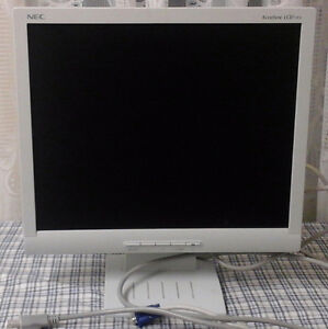 17 inch computer  monitor  lcd