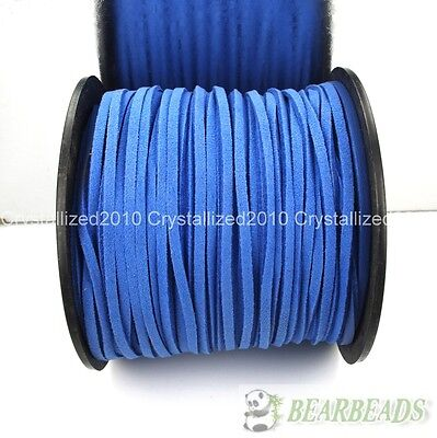 Soft Velvet Korea Frosting Cord Thread For Diy Bracelet Necklace 5Yard 100Yard on Rummage