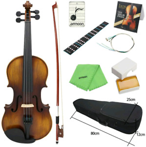 BRAND NEW FIDDLE VIOLIN PACKAGE