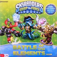Skylanders Swap Force Battle of the Elements Board Game