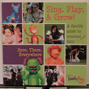 activity and song books set of 4