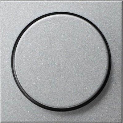 Gira 065026 Abdeckung Drehdimmer System 55 Farbe Alu, gebraucht gebraucht kaufen  Gera