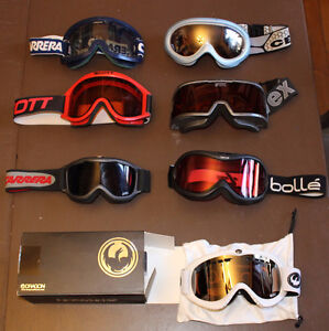 CHOIX CHOICE Helmets CASQUES PROTEC googles HATS S MED L