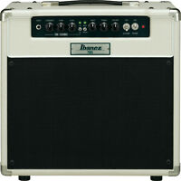 Ibanez TSA15 15/5watts All Tube amp avec Circuit TS9 Tube Scream