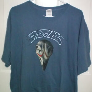 Eagles Concert T Shirt XL and Hell Freezes Over DVD Set London Ontario image 3