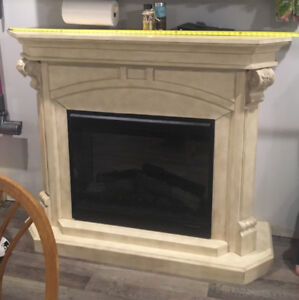 Dimplex Eletric fireplace with remote