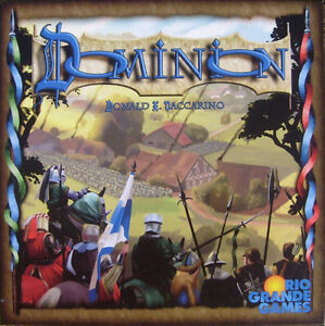 NEW Dominion games Seaside, Intrigue, Prosperity, Guilds, others