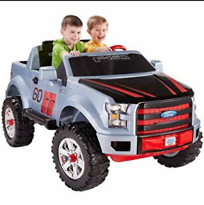 Power wheels F150 12volt