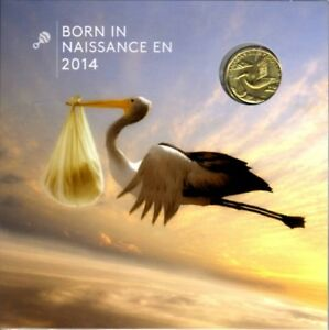 MONNAIE / COINS / 2014 / BORN IN / 1 set complet /